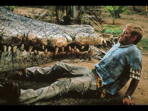 Hollywood Dubbed Tamil Movie Crocodile HD   Crocodile Movie Marana Payam   English Super Hit Film HD