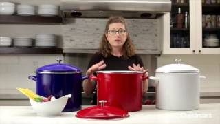 20 Quart Stockpot with Cover  Demo Video Icon