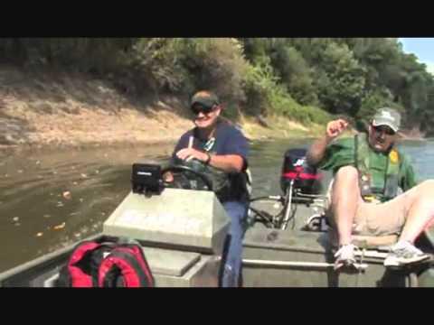 Pescaria em Rubineia com os Gringos
