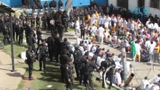 Guatemala  Todos los internos que permanecían en el correccional serán trasladados a otros centros a cargo de la Secretaría de Bienestar Social, porque los daños en el edificio impiden que continúen recluidos. (Video Prensa Libre: C. Hernández, D. Castillo)