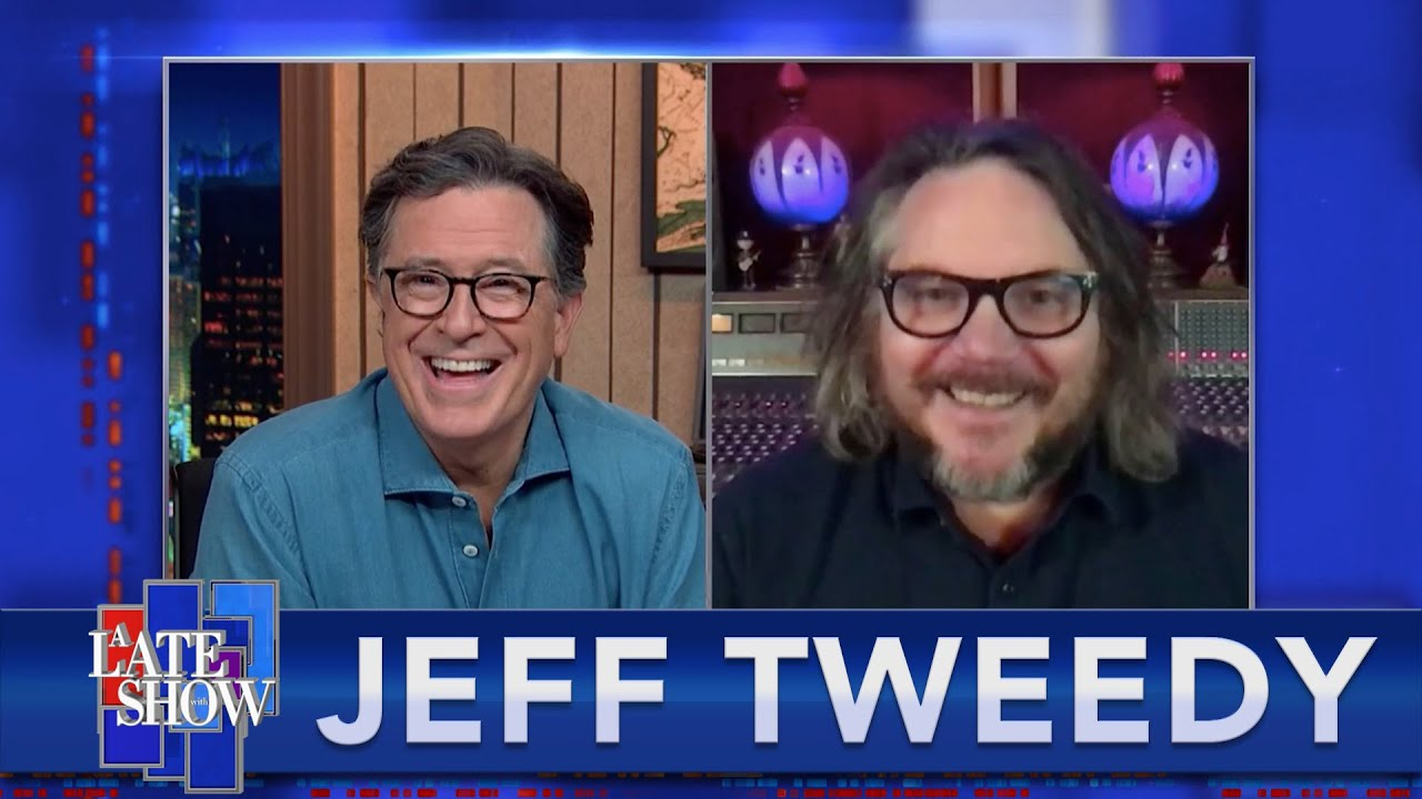 Jeff Tweedy Debuts A New Song Inspired By One Of Stephen Colbert's Monologues
