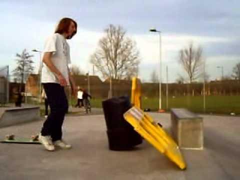 sundorne skate park shrewsbury young Tommy bikes and boards