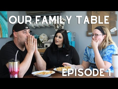 OUR FAMILY TABLE EPISODE 1: MEEMOM'S PASTA SALAD