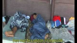 Patra Greece  city photos gallery : being a refugee in Patra (GREECE) Eng version.mp4