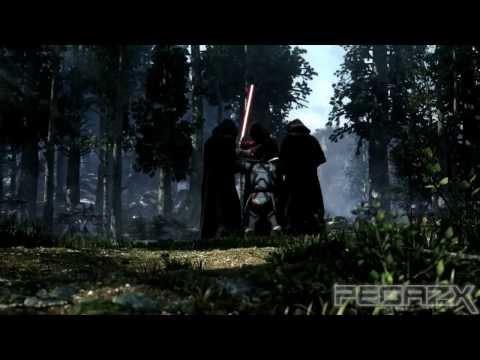 Disturbed - Decadence [ Star Wars: Old Republic ] (видео)