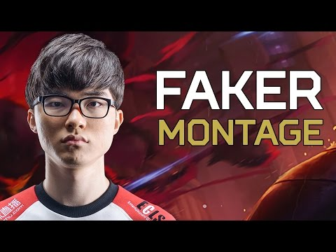 Faker Montage 2017
