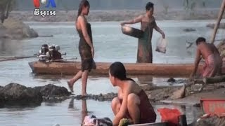 Stung Treng Cambodia  city pictures gallery : In Remote Stung Treng, Villagers Fret About Coming Dam (Cambodia news in Khmer)