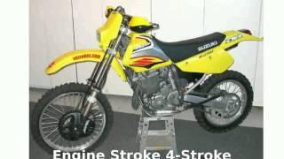 4. 2007 Suzuki DR-Z 250 - Details & Features