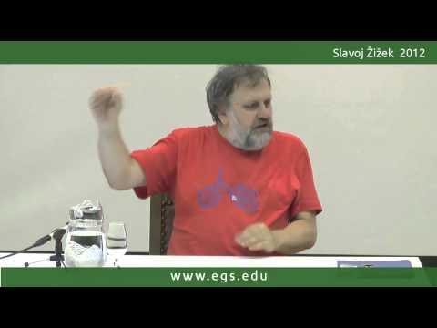 Slavoj Žižek. Die buddhistische Ethik und der Geist des globalen Kapitalismus. 2012