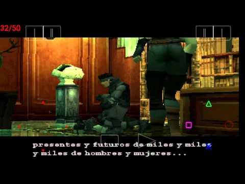 Como Vencer a Psycho Mantis en Metal Gear Solid Emulador Android epsxe Facil