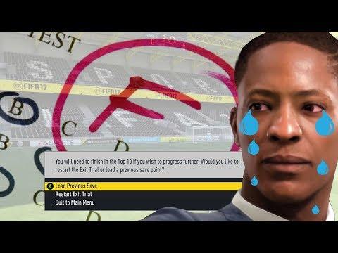 CO KDYŽ ALEX PROPADNE U ZKOUŠEK?! (FIFA 17 EXPERIMENT)
