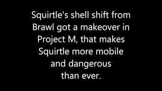 Project M Squirtle Technique: Shell Shift