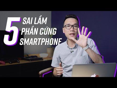 5 sai lầm khi chọn thông số trên smartphone - Thời lượng: 7 phút, 59 giây.