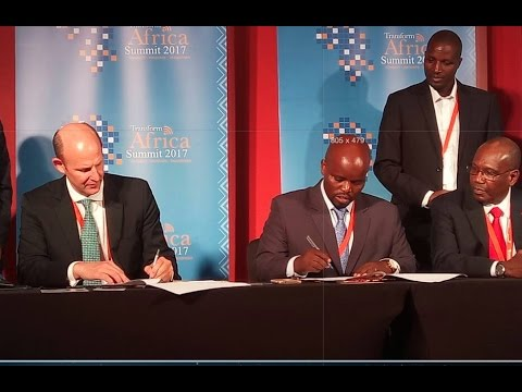Video TRANSFORM AFRICA: PRESS CONFERENCE & SIGNING OF MoU download in MP3, 3GP, MP4, WEBM, AVI, FLV January 2017