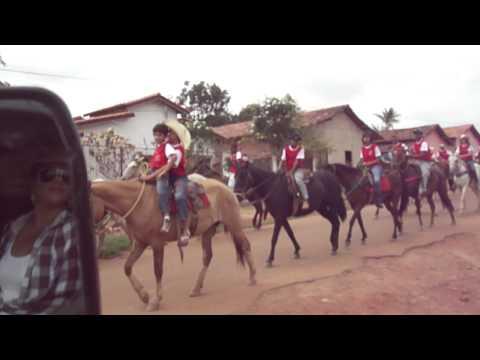 Cavalgada de Brejo Grande do Araguaia 2011