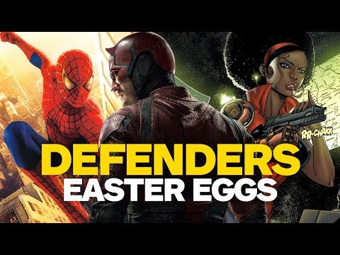 The Defenders - All The Easter Eggs & References You Might Have Missed