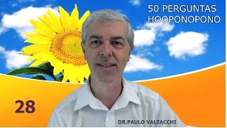 Olá seja bem vindo ao: 50 PERGUNTAS SOBRE HOOPONOPONO 28. VÍDEO ---- Curso aqui : www.pau524.wixsite.com/cursos O Dr.Paulo Valzacchi é especialista no tema, ...
