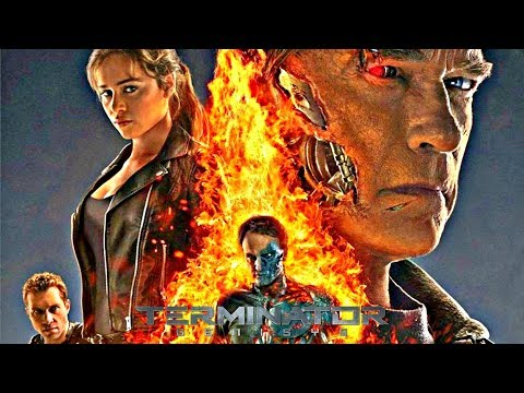 Terminator 5: Genisys (2015) - Official Theatrical Trailer - Remastered [1080P] [HD]