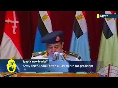 Egypt's new leader?: Army chief Abdul Fattah al-Sisi