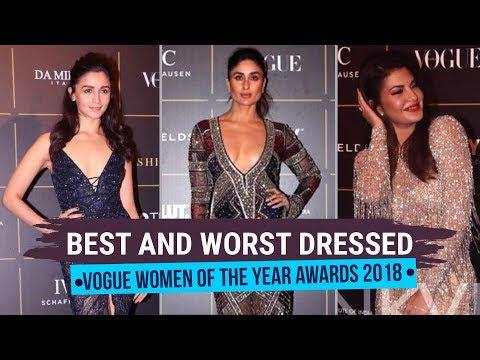 Kareena Kapoor, Alia Bhatt : Best and worst dressed at Vogue Women of the year awards 2018