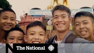 Video Thai boys trapped in cave send letters to families MP3, 3GP, MP4, WEBM, AVI, FLV Desember 2018