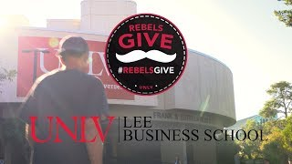 #RebelsGive: UNLV Lee Business School Cultivates Leaders Who Transform Business