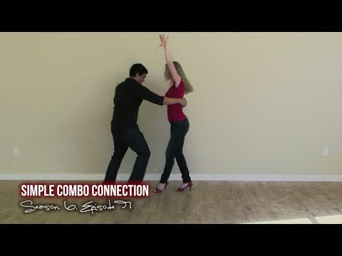 Salsa Video Simple Salsa Combo Connection