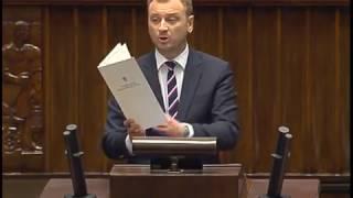"""Nitras w Sejmie o karaniu posłów: """"Za darmo będę pracował!"""""""