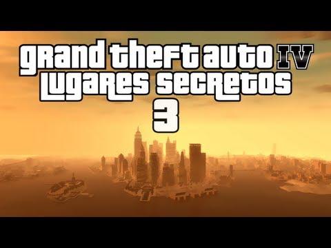 GTA 4 Lugares secretos - Parte 3 (Algonquin)