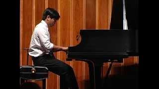 JJ Del Rosario: Milder Musical Arts 35th Anniversary Concert