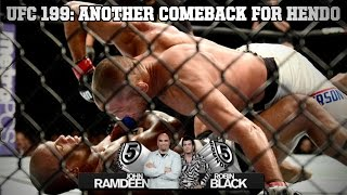 Dan Henderson Flatlines Hector Lombard at UFC 199, R.I.P. Muhammad Ali on 5 Rounds by Fight Network