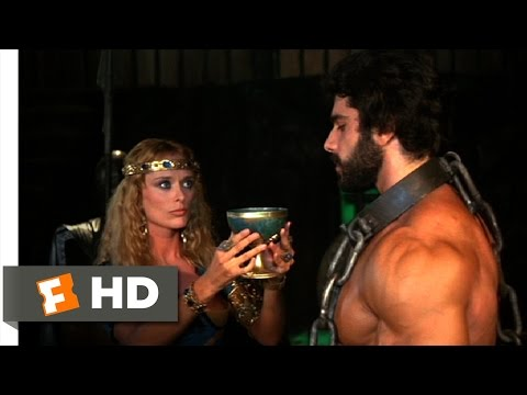 Hercules (10/12) Movie CLIP - Hercules Unchained (1983) HD