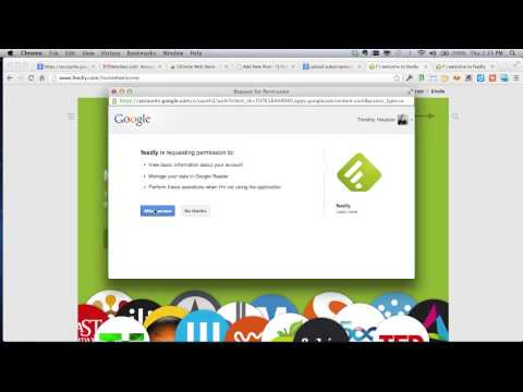 Getting Started with Feedly RSS Reader