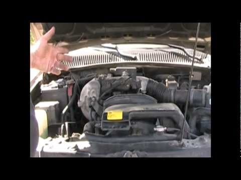 Kia Sportage 2001 Cold Start After Repair