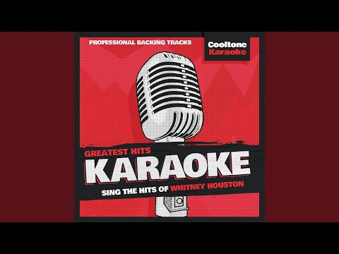 Jesus Loves Me (Originally Performed by Whitney Houston) (Karaoke Version)