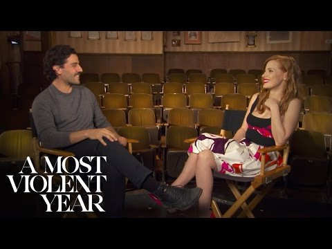 A Most Violent Year (Featurette 'Foundations')
