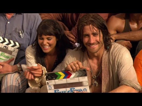 Prince of Persia: Sands of Time (Featurette 9 'Jake & Gemma & Alanis')