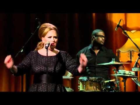 Adele - Set Fire To The Rain (Live) Itunes Festival HD
