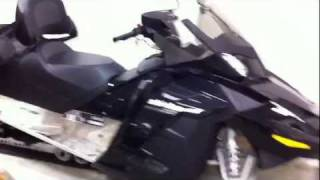 5. The New Toy 2013 Ski-doo Grand Touring LE 1200 4-TEC