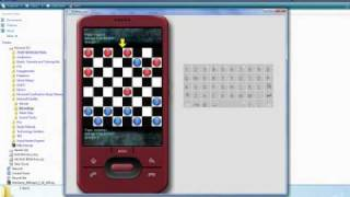 Checkerzzz Lite-Checkers Game YouTube video