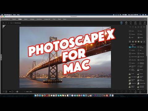 Photoscape X for Mac - User Review