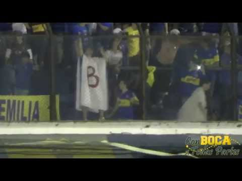 Previa 2 - La 12 - Boca Juniors