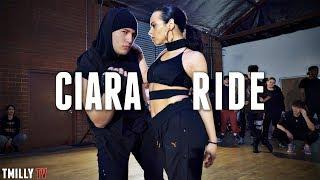 Video Ciara - Ride - Choreography by Jojo Gomez - Filmed by Tim Milgram #TMillyTV download in MP3, 3GP, MP4, WEBM, AVI, FLV January 2017