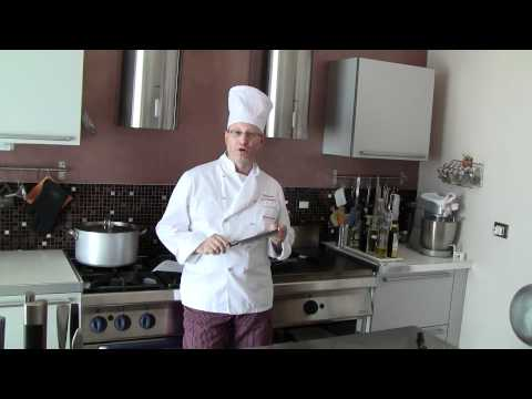 Scuola di cucina: il nakiri, coltello perfetto per i cuochi