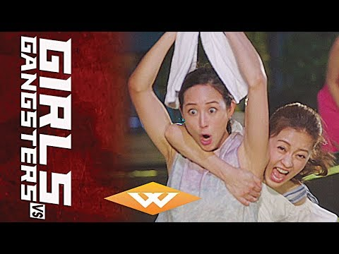 GIRLS VS. GANGSTERS (2018) Official Trailer | Chinese Comedy