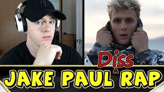 "►►► Enjoy The Video? Leave a Like & Subscribe! ◄◄◄ Be sure to let me know what you thought of it in the comments.JAKE PAUL DISS RAP / SONG - (It's Everyday Bro)JAKE PAUL DISS RAP / SONG - (It's Everyday Bro)JAKE PAUL DISS RAP / SONG - (It's Everyday Bro)DISCLAIMER: I did not make this to hate on this guy.. kinda, I made it to hate on the song, I understand I will get a lot of hate on this but I welcome a little banter ;). Other than that please don't go and send hate to Jake Paul or his friends. This is just for entertainment purposes only, it is not intended to hurt anyone's feelings. FAMILY FRIENDLY obviously.Not seen Jake Paul's ""It's every day bro"" music video? check it out below: https://www.youtube.com/watch?v=hSlb1ezRqfAAgain, don't hate on Jake Paul. That is not with this Jake Paul Diss Rap is about, it isn't the intention at all, entertainment purposes only! other than that, enjoy: JAKE PAUL DISS RAP / SONG - (It's Everyday Bro)FOLLOW ME: https://twitter.com/SGTTangoGamingJAKE PAUL DISS RAP Beat used by FIFO:https://www.youtube.com/channel/UCl4Z...https://www.facebook.com/fifodirty16https://www.instagram.com/fifobeats/Instrumental link: https://www.youtube.com/watch?v=Z6YqvhfVwwM"