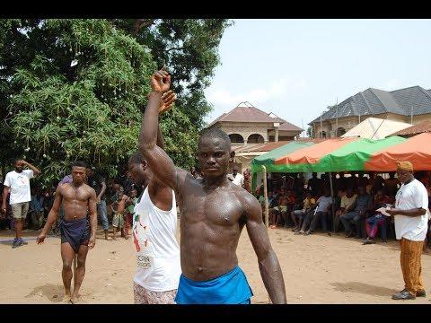 The African Warriors Fighting Championship: Nigeria's Dambe and Wrestling Warriors