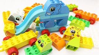Video Building Blocks Toys for Children Animals Train Toy Learn Animals for Kids MP3, 3GP, MP4, WEBM, AVI, FLV Januari 2019