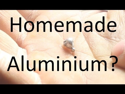 Refining Aluminum Metal From Dirt