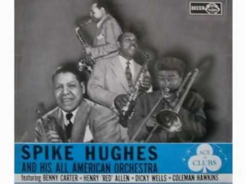Henry Red Allen 1933 Spike Hughes+Wayman Carver+Coleman Hawkins + Chu Berry - Sweet Sue online metal music video by SPIKE HUGHES